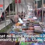 TV Ul-info: HAPET EDICIONI I 20-TË I PANAIRIT TË LIBRIT – ULQIN 2020